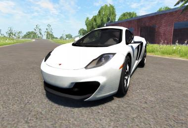 McLaren 12c v1.0