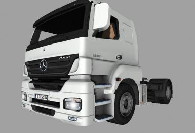 Mercedes Benz Axor v1