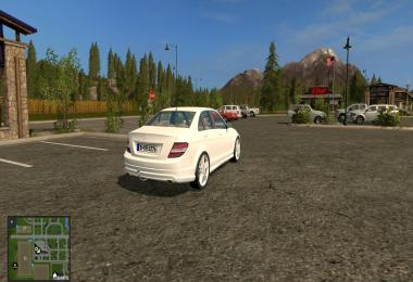 Mercedes Benz C350 all