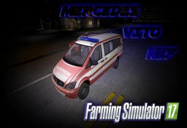 Mercedes Vito NEF v1.1