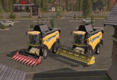 New Holland CX 8000 v1.0