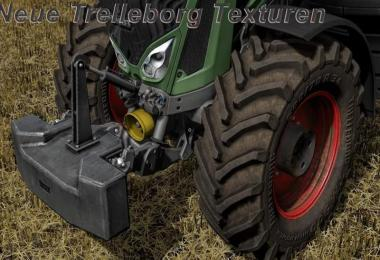 New Trelleborg textures v1