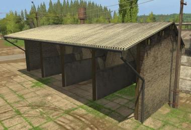 Old Storage shed v1.0