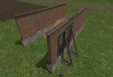 Old Style Brick Storage Bunkers v1.0