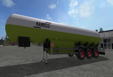 Pack Kaweco tank 54000L v1.0