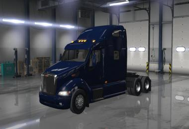 Perterbilt 387 by H.Trucker & Mootill for ATS v1.5.3