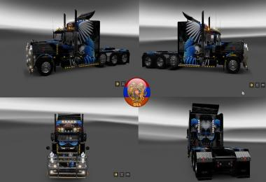 Peterbilt 389 Abstraction Metallic Skins 1.26.6s