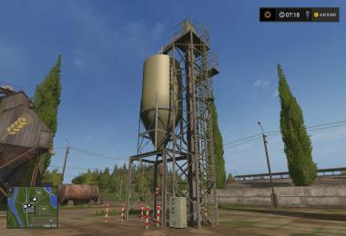 Placeble Building Materials Silo v0.9 Beta