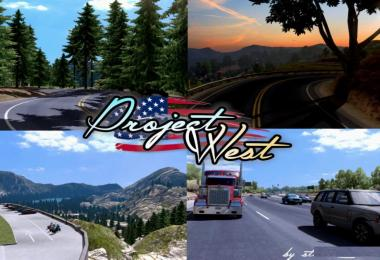 Project West v1.2 – Yosemite National Park