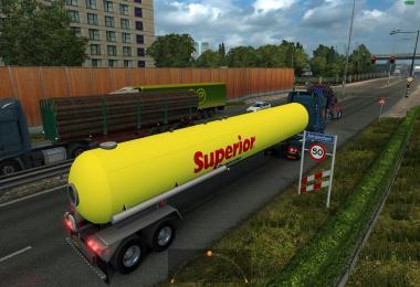 Propane Tanker v1