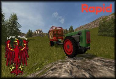 Rapid special (Einachstransporter) v1.0