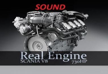 Real Scania Sound v8.3.0