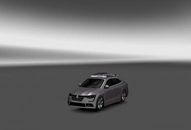 Renault Talisman 2017 v2 + Interior