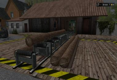 Repositionable sawmill v1.0.0.2