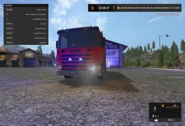 Scania HLF v1.0