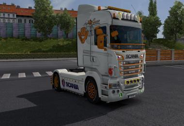 Scania RJL Queen v1.0