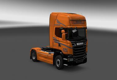 Scania Streamline Max Avto skin v1
