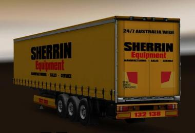 SHERRIN EQUIPMENT SKIN V4