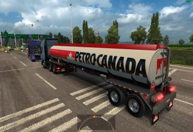 Short Petro Canada Tanker