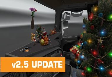 SiSL's Mega Pack Cabin Accessories v2.5 Updated + Addons