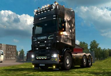 Skin for RJL's Scania R (v.21) for 1.26.x
