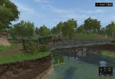 Sosnovka replacement bridges V1.0.0.1