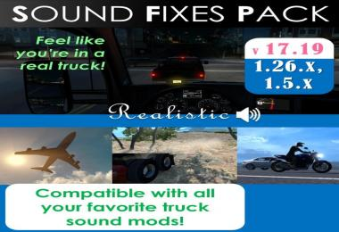 Sound Fixes Pack v17.19