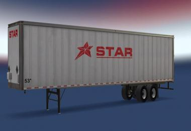 Star Transport 53' Trailer v2.0 for ATS v1.5.3
