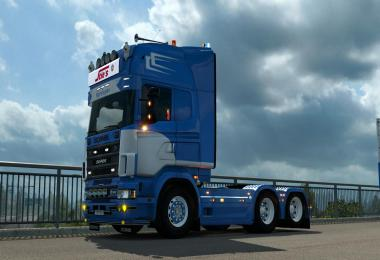 Sties skin for RJL's Scania 4 series for 1.26.x