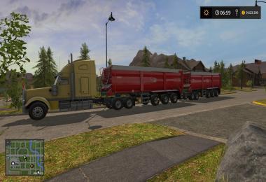Tandem Krampe SB 30/60 Trailer V1.0