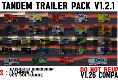Tandem Trailer Pack v1.2.1