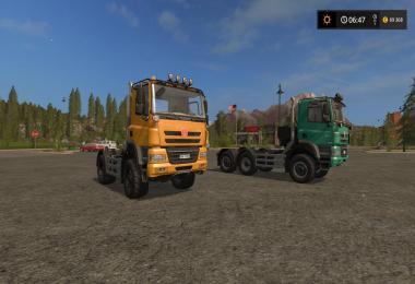 Tatra Phoenix 4x4 & 6x6 v2.0