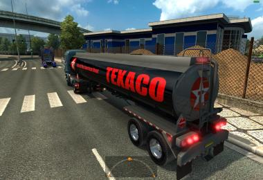 Texaco Fuel Tanker