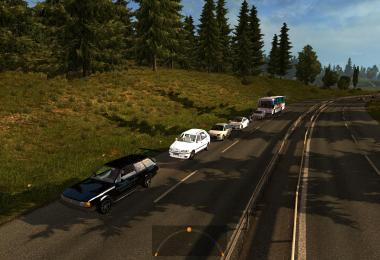 The funeral procession in traffic v1.0