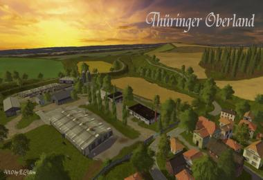 Thuringian Oberland V1.2 with branches and ChoppedStraw