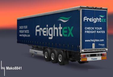 Trailer Krone Profi Liner Freightex