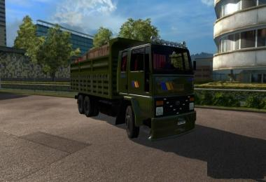 [TTMODS] Ford Cargo 2520 v4 (For 1.26.x)