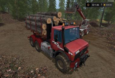 Unimog Wood v1.0