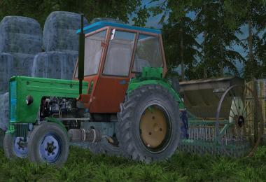 Ursus C-360 & Seed (FS15) v1.0
