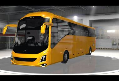 VOLVO 9800 4x2 FOR E ATS Complete VERSION