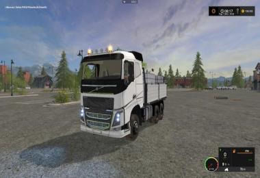 Volvo FH16 flatbed v1.0