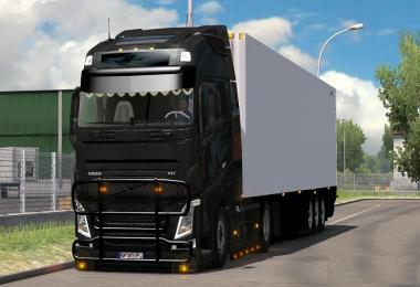 Volvo FH4 Edit