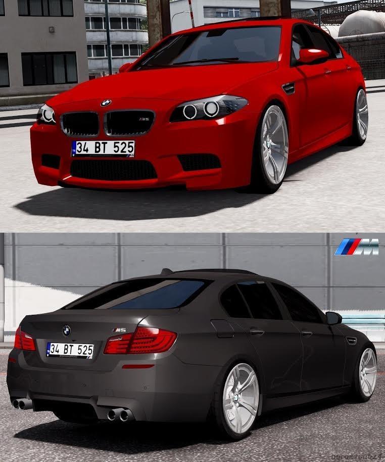 BMW M5 F10 v 2.0