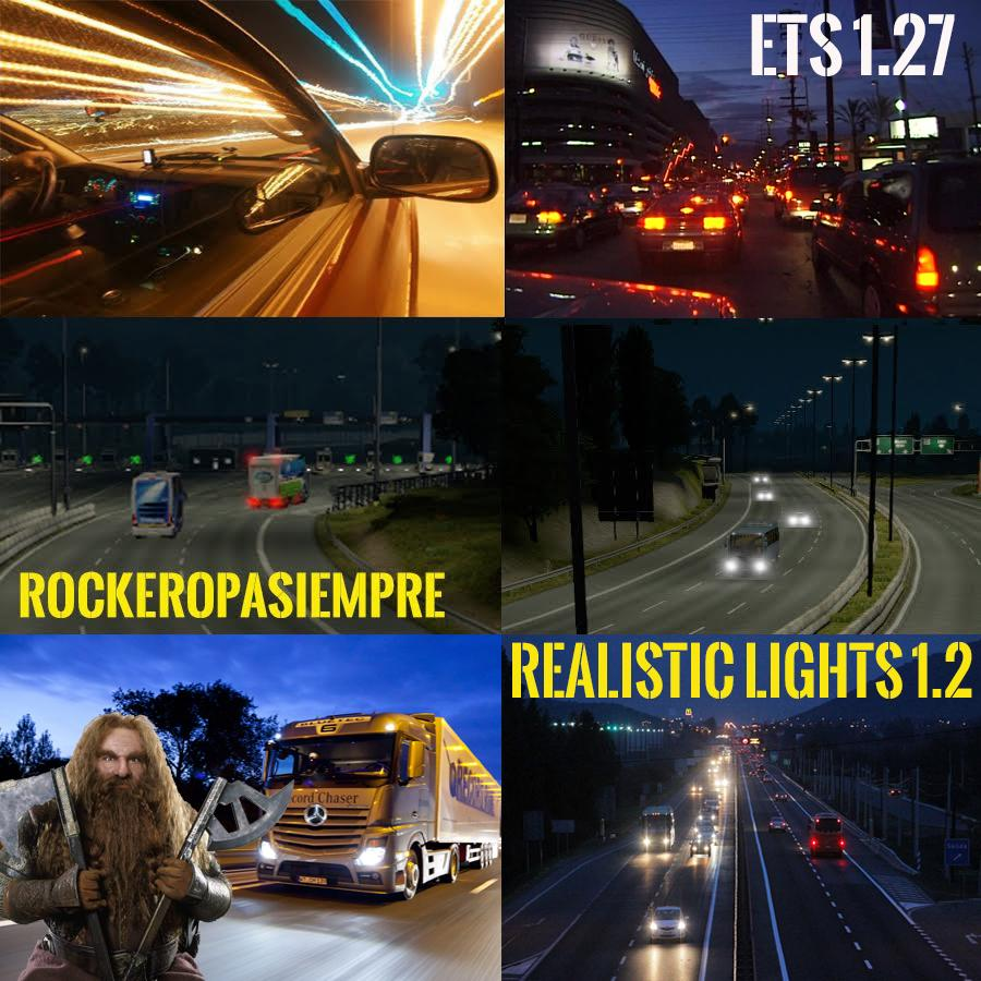 AI REALISTIC LIGHTS V1.2 [1.27.X]