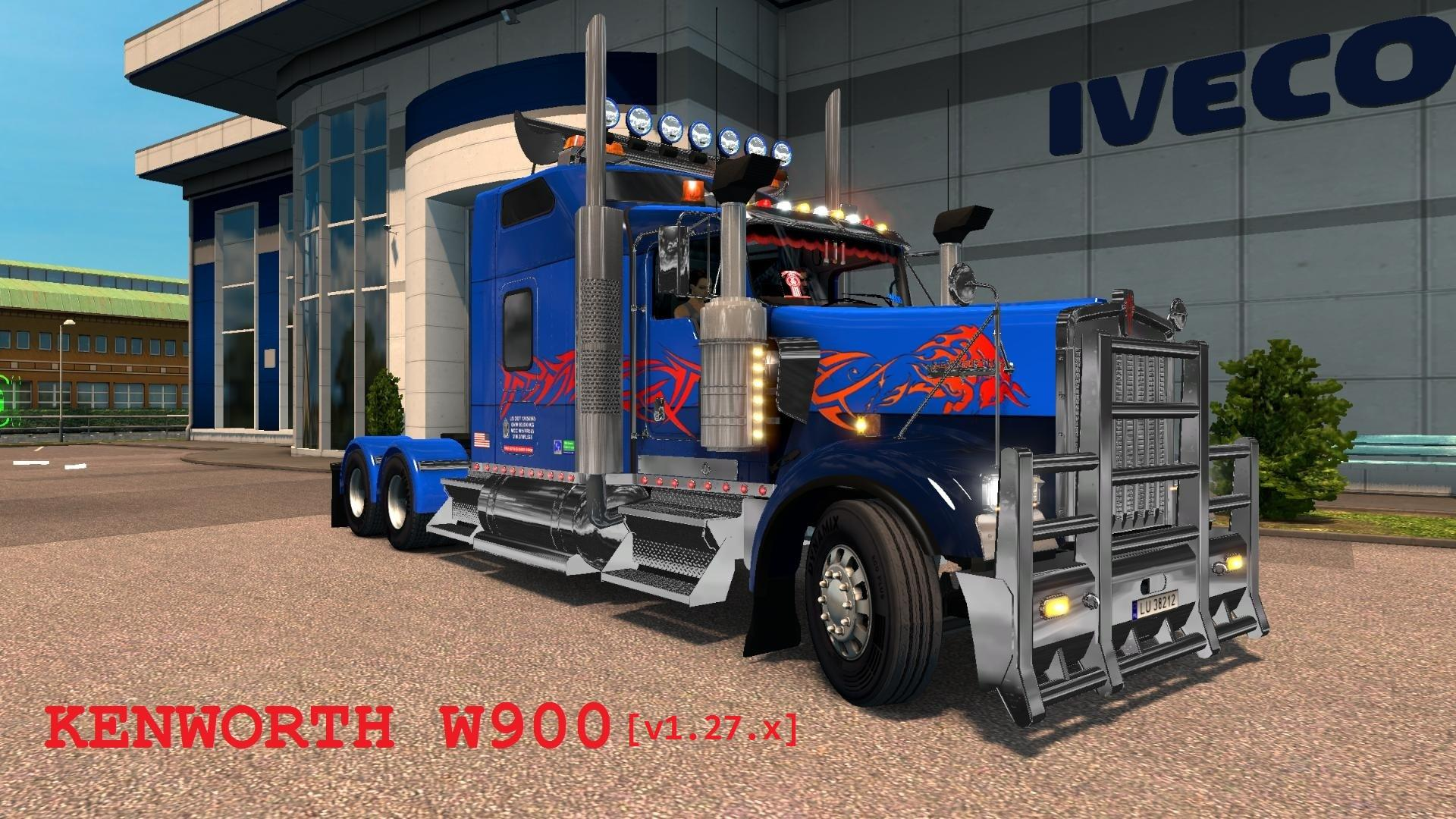 AMERICAN TRUCK PACK - PROMODS EDITION [1.27.X]