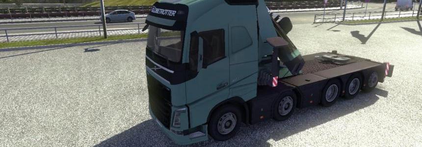 Volvo FH 10x4 1.27.x