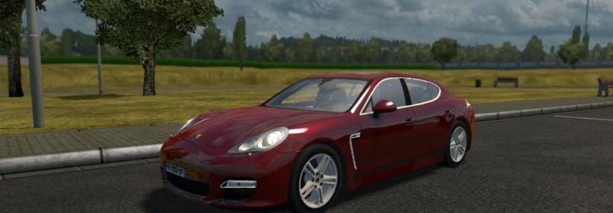 Porsche Panamera Turbo 2010 v1.0