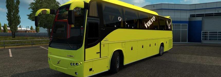 Volvo B12B TX + Passengers Mod v1.0
