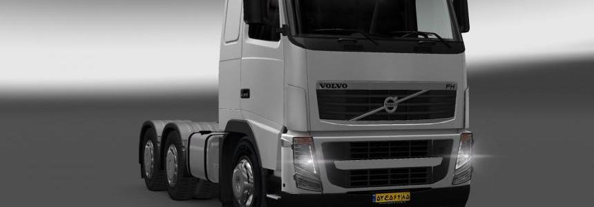 Volvo FH Iranian Edit v1.0