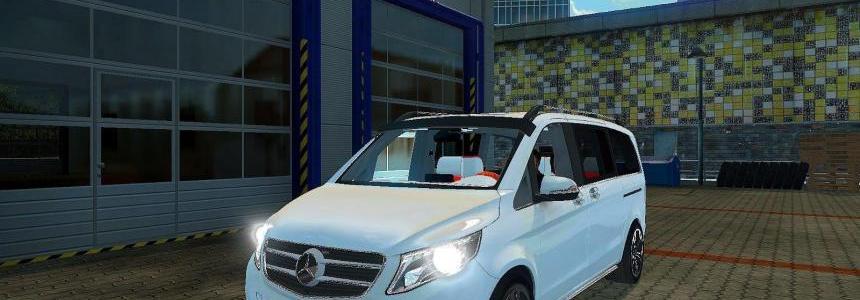 Mercedes Viano v1.0
